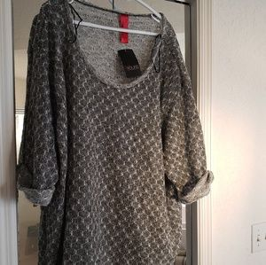 Yours Clothing Sweater NWT